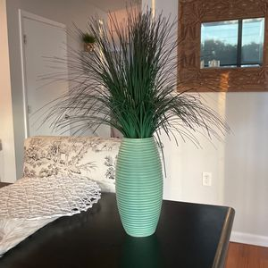 Faux Plant & Vase for Sale in Tampa, FL