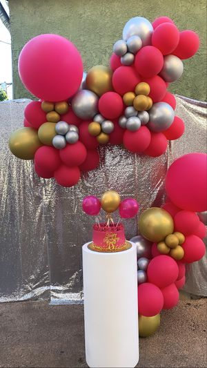 balloons by @_paradiseballoons for Sale in Los Angeles, CA