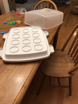 Cupcake/cake travel/storage container for Sale in Danvers, MA