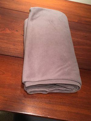 Gray Blanket for Sale in Herndon, VA