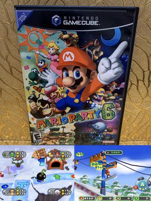 Gamecube Mario Party 6 for Sale in Queens, NY