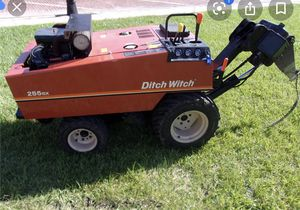2006 255 Ditch Witch with Vibratory Plow for Sale in Millsboro, DE
