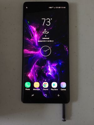 Samsung Note 8 Factory Unlocked for Sale in Cleveland, OH
