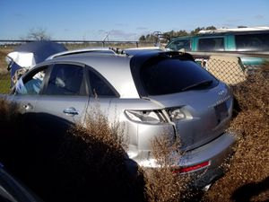 Parting Out 2005 Infiniti Fx35 for Sale in San Francisco, CA