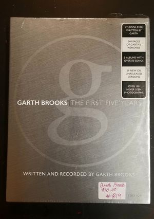 Garth Brooks CD's for Sale in Fort Worth, TX