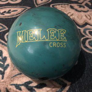 Brunswick Melee Cross 15lb Bowling Ball for Sale in Pinellas Park, FL