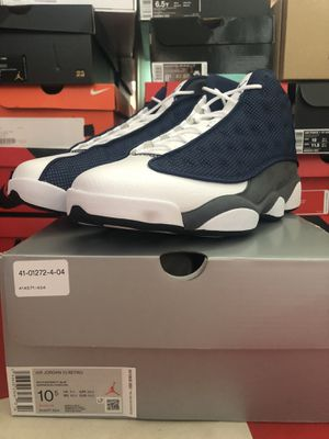 Jordan 13 Flints size 10.5 New authentic for Sale in Wesley Chapel, FL