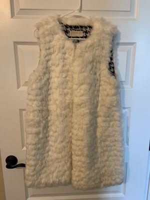 Michael Kors Faux fur vest for Sale in Wantage, NJ