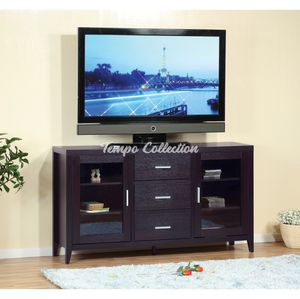TV Stand, Espresso Color, SKU# ID11456TC for Sale in Norwalk, CA