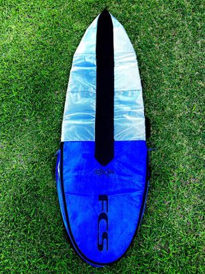 "SURFBOARD BAG - FCS All Purpose Bag 5'9"" and under for Sale in Montebello, CA"