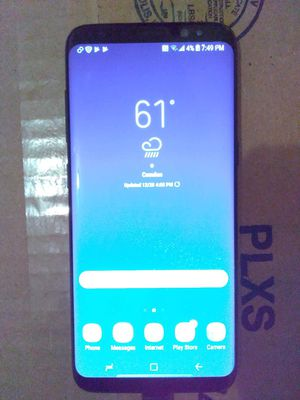 Tmobile Samsung Galaxy S8 64gb with wireless charging pad for Sale in Camden, NJ