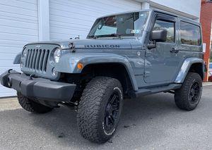 2014 Jeep Wrangler for Sale in Edgewater Park, NJ