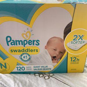 Newborn Diapers for Sale in La Mesa, CA