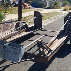Buggy Trailer 10 ft for Sale in Jamul, CA