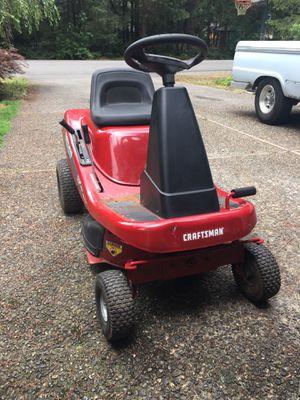 Craftsman Riding Lawn Mower for Sale in Redmond, WA