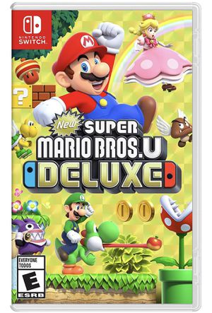 Super Mario Deluxe for Switch 🤙🏽🔥🔥🔥 for Sale in Gilbert, AZ
