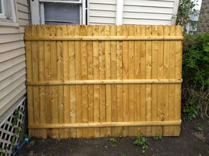 Fencing 6 by 8 for Sale in Endicott, NY