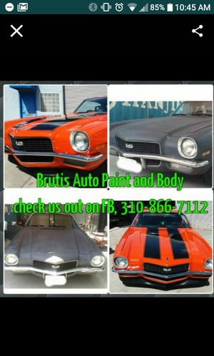 Car parts Paint and Auto Body for Sale in Long Beach, CA