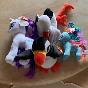 Beanie Baby Collection- Bag 102 for Sale in Stanton, CA
