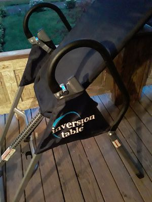 IronMan Inversion Table for Sale in Akron, OH