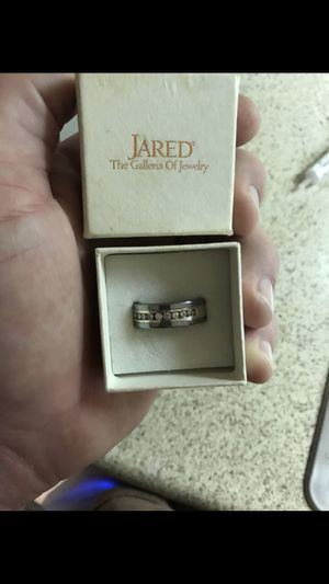 Jared's men's wedding band with 1ct diamonds for Sale in Hopewell, VA