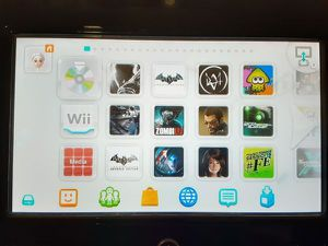 Nintendo Wii U 3ds Homebrew for Sale in San Antonio, TX