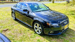 2012 Audi A4 sline runs like new for Sale in West Berlin, NJ