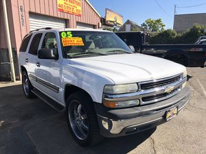 2005 Chevrolet Tahoe for Sale in Modesto, CA