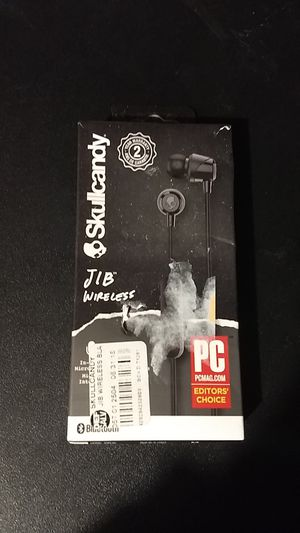 Skullcandy wireless headphones for Sale in Grove City, OH