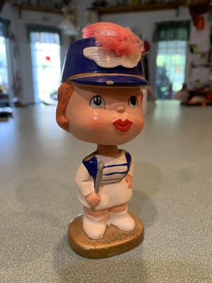 New York Giants Female Kissing Bobble Head for Sale in Boiling Springs, PA