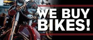 We Buy Motorcycles for Sale in Orlando, FL