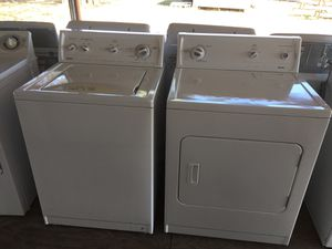Kenmore washer and dryer for Sale in Lake Wales, FL