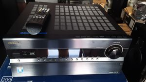 Onkyo 7.1 receiver, with remote in excellent condition. for Sale in Oceanside, CA
