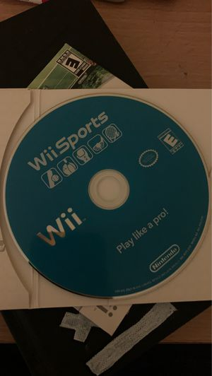 Wii sports for Sale in Centreville, VA