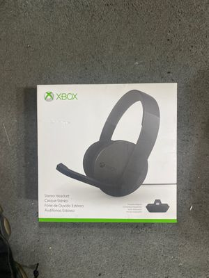 Xbox one headset for Sale in Oakland, CA