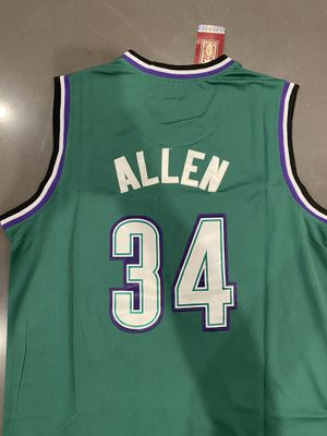 Ray Allen Nba Bucks Jersey. XL XXL. Check out the page for the hottest and rarest jerseys on offerup. ship/deliver/pickup available 📦🍾🚚🚨🚨 for Sale in Los Angeles, CA