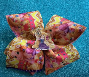 Rapunzel/ Tangled bow/ moño/ lazo for Sale in McAllen, TX