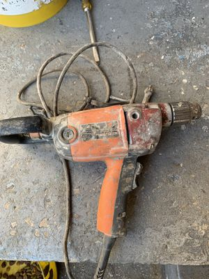 Rigid Power Drill for Sale in Tampa, FL