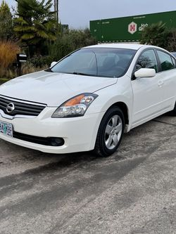 2007 NISSAN ALTIMA 2.5s for Sale in Oregon City,  OR