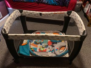 Baby crib for Sale in Capitol Heights, MD