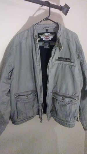 Authentic Harley Davidson Motorcycle jacket - 2XL for Sale in Oak Lawn, IL