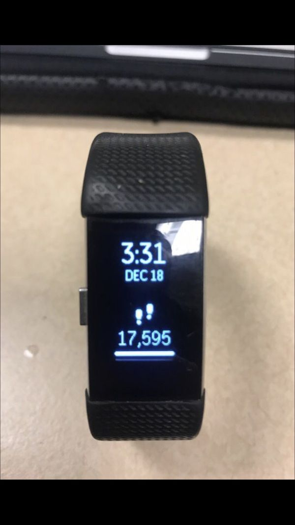 Fitbit Charge 2 activity watch