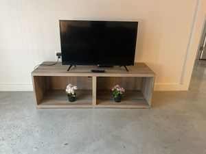 IKEA TV STAND book shelf for Sale in Houston, TX