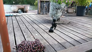 Scotty powerlock rod holder w/Scotty side/deck mount for Sale in Portland, OR