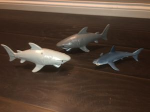 🦈 Shark Trio or separately! 🦈 for Sale in Hawthorn Woods, IL