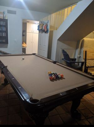 Pool table (and sticks/rack/balls) for Sale in Phoenix, AZ