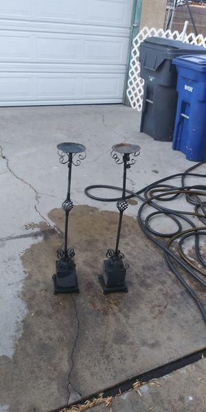 Outside candle holder for Sale in Long Beach, CA