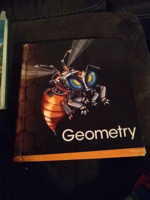 Geometry common core, Pearson for Sale in Marysville, WA