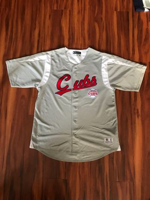 Chicago Cubs True Fan Jersey MLB for Sale in Anaheim, CA