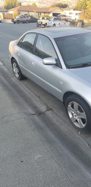 2001 Audi A4 for parts for Sale in San Jose, CA